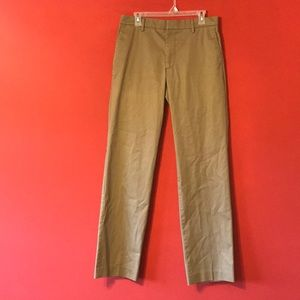 DOCKERS STRAIGHT FIT KHAKIS - 32x34